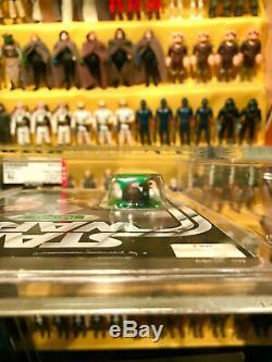 1978 Han Solo Kenner 12 Back A Unpunched Star Wars Afa 75 80 80 Vintage Moc Cb