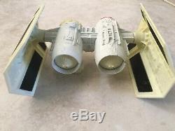 1978 Vintage Star Wars Die Cast Tie Bomber Complete Excellent