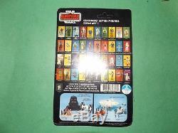 1978 Vintage Star Wars (Empire Strikes Back) R2D2 (41 Back)Unpunched
