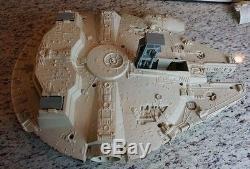 1979 Millennium Falcon Vehicle STAR WARS 100% Complete VINTAGE Working