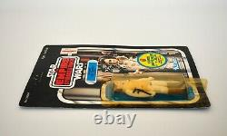 1982 Star Wars ESB Princess Leia Hoth Outfit Vintage Kenner Action Figure MOC 48