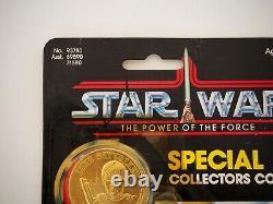 1984 Star Wars POTF Luke Skywalker Stormtrooper Vintage Kenner Action Figure MOC