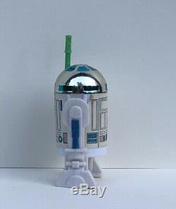 1984 Vintage Star Wars R2-D2 AUTHENTIC Pop Up Saber Action Figure LAST 17 POTF
