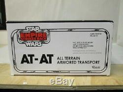 2010 Hasbro Star Wars Vintage Collection Empire Strikes Back At-at Walker Misb