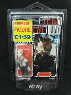 40 x Protech Star Case New & Vintage Style Star Wars or GI Joe Carded Figures