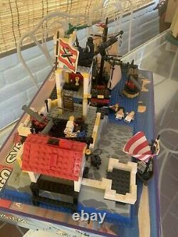 6277 Lego Imperial Guards Imperial Trading Post Vintage In Box