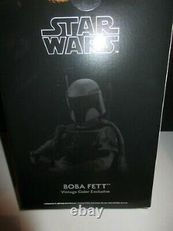 AFA 75 Vintage Kenner 1983 Star Wars ROTJ Boba Fett Original 77-Back A $2,895