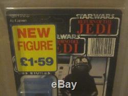 AFA 85 Vintage Star Wars Tri Logo Imperial Gunner D-Back Archival