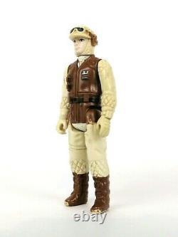 C 7,5 Star Wars Vintage 1980 PBP ESB Dark Brown Hoth Rebel Soldier No Coo Spain