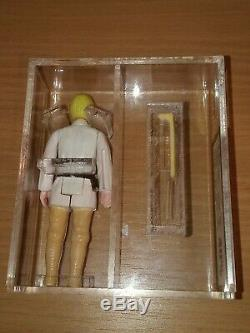 DT Double telescoping lightsaber Luke Skywalker original 1977 STAR WARS vintage