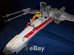 Garven Dreis, Red Leader X-Wing Fighter and R5 droid 2013 Vintage Collection