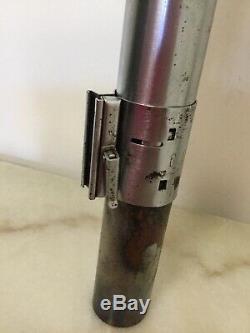 Genuine Vintage Graflex 3 Cell Flash Handle Star Wars Lightsaber