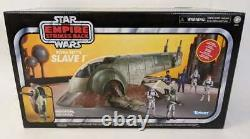 Hasbro Star Wars The Vintage Collection Boba Fetts Slave I RRP £149.99 lot GDDB