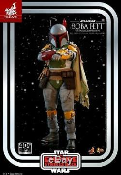 Hot Toys MMS 571 Star Wars Empire Strikes Back Boba Fett (Vintage Color Version)
