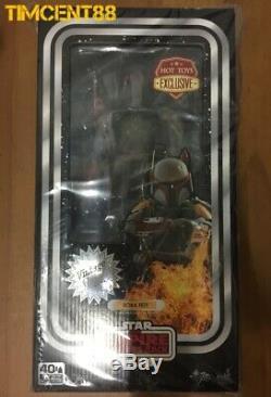 Hot Toys MMS571 Star Wars The Empire Strikes Back BOBA FETT VINTAGE COLOR VER