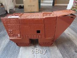 Jawa Sandcrawler Incomplete 1978 Vintage Star Wars JP