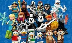 LEGO Disney Series 2 Minifigures Sealed Box Case of 60 Minifig Packs 71024