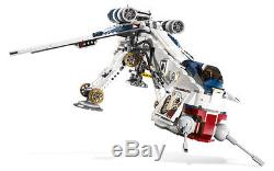 LEGO Star Wars 10195 Republic Dropship with AT-OT Walker SEALED BRAND NEW