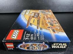 LEGO Star Wars 4478 Geonosian Fighter New in Sealed Box Rare 2003 Set