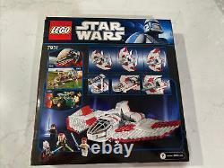 LEGO Star Wars Jedi T-6 Shuttle (7931) Clone Wars NEW SEALED Retired