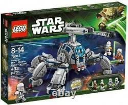 LEGO Star Wars The Clone Wars Umbaran MHC Mobile Heavy Cannon Set #75013