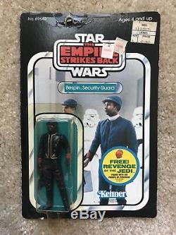 Large Lot Of Vintage Star Wars Moc