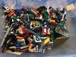 Lego Bundle Joblot Collection City, Train, Star Wars, Pirates 170+ Mini Figures