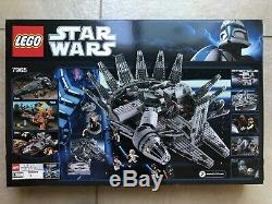 Lego Star Wars 7965 Millennium Falcon Factory Sealed New