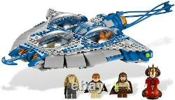 Lego Star Wars 9499 Gungan Sub Queen Amidala Qui-Gon Jinn Obi-Wan Jar Jar NEW