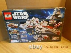 Lego Star Wars Republic Frigate 7964 New Sealed See Pictures For Box Condition