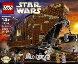 Lego star wars sandcrawler 75059 Ucs Retired