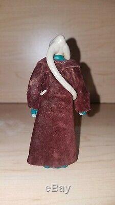 Lili Ledy Star Wars vintage Bib Fortuna Burgundy cape all original 100%No staff