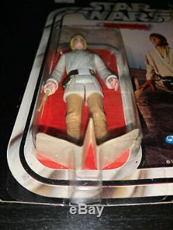 Luke Skywalker Jedi Kenner 1977 Star Wars 12 Back A Back HTF Original Vintage