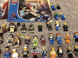 MASSIVE LEGO Bundle Joblot with Minifigures & Booklets Star Wars, Creator 10kg