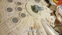 Millennium Falcon komplett Star Wars 1979 Vintage Millenium mit Elektronik