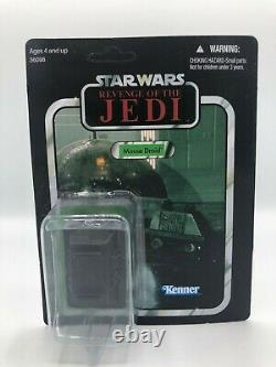 Mouse Droid VC67 STAR WARS Vintage Collection VC Revenge Jedi SDCC UNPUNCHED