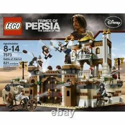 NEW Sealed LEGO Prince of Persia Battle of Alamut 7573 castle tan CAMEL Disney