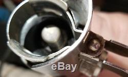 Original Vintage GRAFLEX 3 cell flash handle Star Wars Light Saber. Red Button