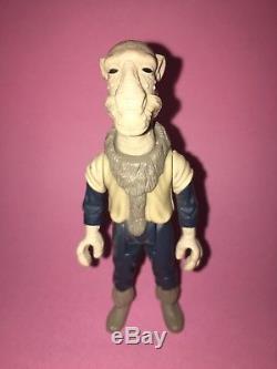 Original rare vintage Yak Face Star Wars Last 17