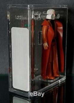 Rare! Vintage Star Wars Double Telescoping Saber Obi Wan Kenobi Cas 70 Not Afa