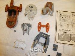 Rare Vintage Star Wars Figures 1970s