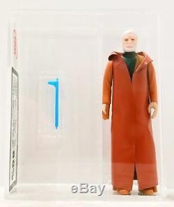 Rare Vintage Star Wars Obi Wan Kenobi Double Telescoping Saber Ukg 85 Not Afa
