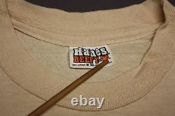 S vtg 70s 1979 STAR WARS Empire Lays Back CREW ONLY t shirt 73.110