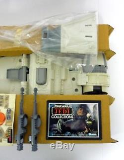 STAR WARS B-WING FIGHTER Vintage Action Figure Vehicle ROTJ MIB / COMPLETE 1983