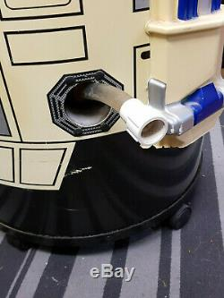 STAR WARS R2D2 Life size 4ft PEPSI Drinks Ice Cooler Vintage 90s USED CONDITION