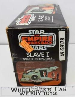 Save 1 MIB Complete NICE! Vintage Star Wars ESB 1980 Kenner Action Figure