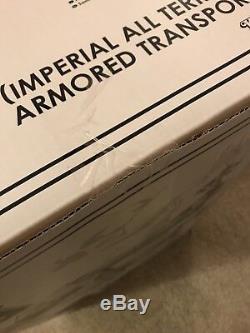 Star Wars ATAT The Vintage Collection Brand New Original Shipping Carton Hasbro