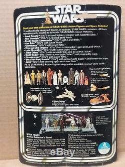 Star Wars BEN (OBI-WAN) KENOBI MOC 12 back orginal Kenner Vintage 1977