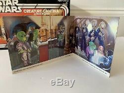 Star Wars Creature Cantina Completely Unused Mib Anh Vintage Kenner 1977 Luke R2