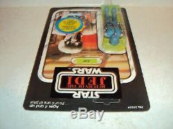 Star Wars Esb Vintage 2-1b 41 Back Rotj Transition Canadian Kenner Canada Moc